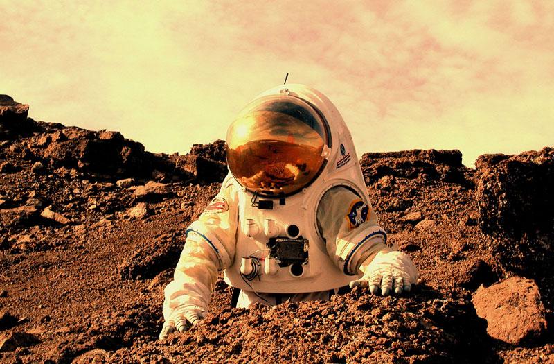 Settling on Mars