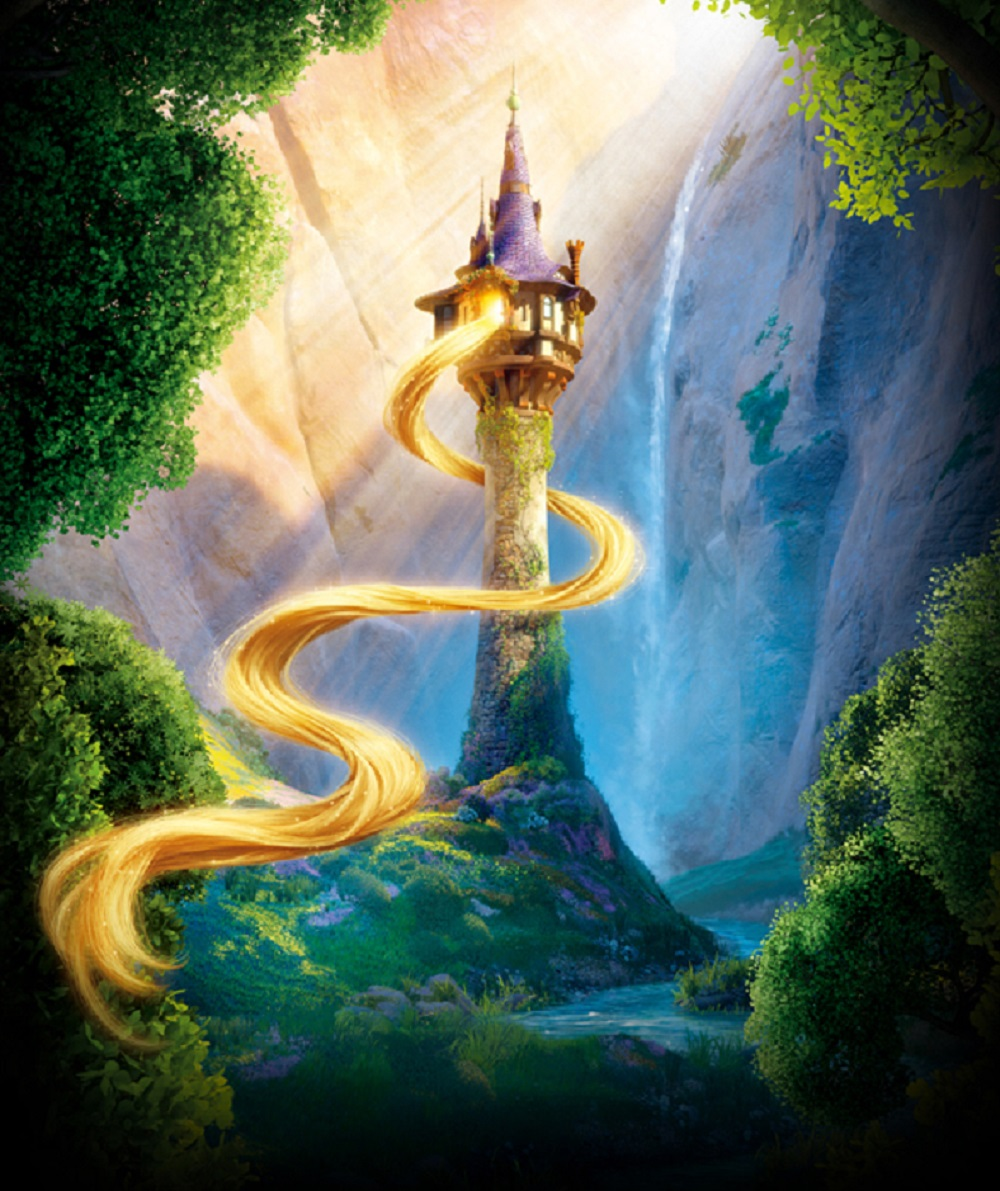 Rapunzel Decides