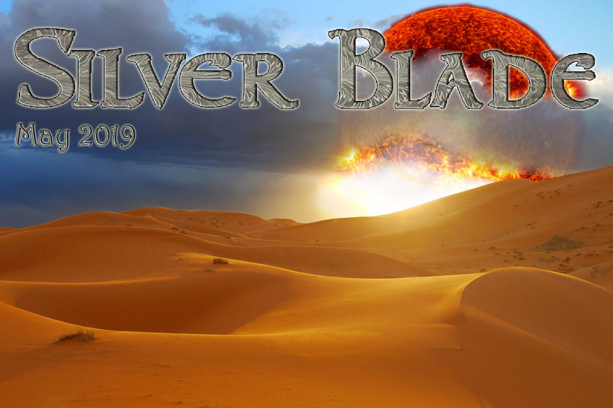 Silver Blade Issue 42